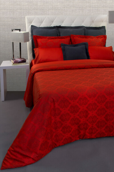 Duvet Cover, Decorative Shams, Sheet and Pillowcases Fancy – MIA ZARROCCO by AMR Home Textiles