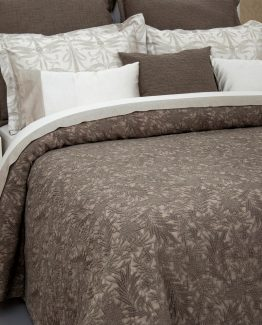 Bedspread and Shams Dressy - MIA ZARROCCO by AMR Home Textiles