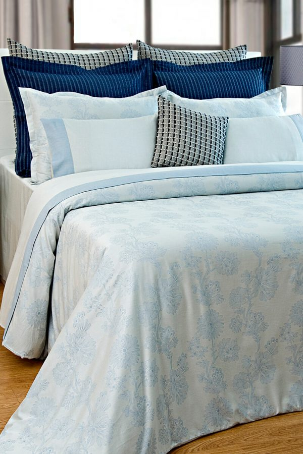 Duvet Cover and Shams Hope – MIA ZARROCCO by AMR Home Textiles