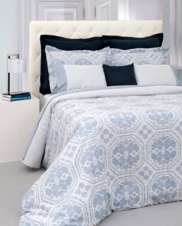 Duvet Cover and Shams Illumination – MIA ZARROCCO by AMR Home Textiles