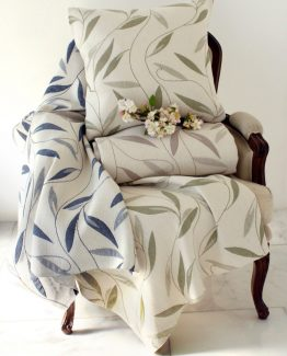 Bedspread and Shams Poetry - PortugalHome by AMR Home Textiles