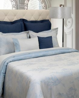 Duvet Cover and Shams Eden – MIA ZARROCCO by AMR Home Textiles